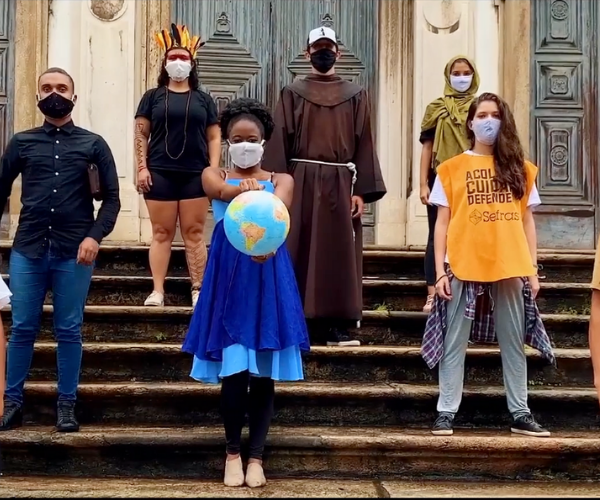 """Rap song for Ecological Conversion, """"Laudato Si' Revolution""""!"""